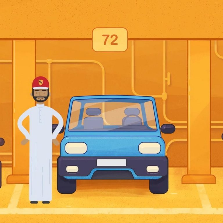 2D explainer video for brand launch campaign by We Are Alive, animation company in Dubai