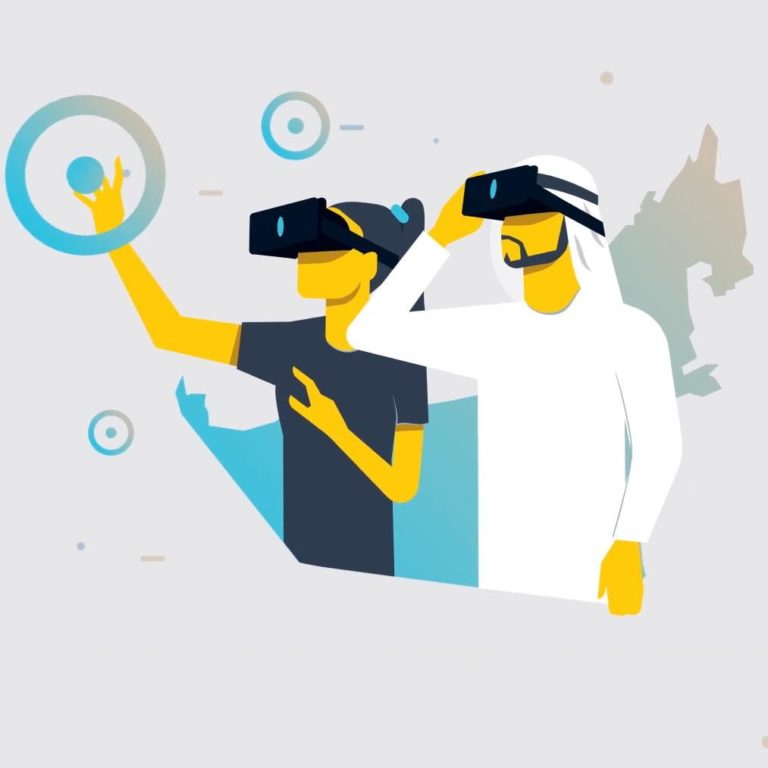 2D animated explainer video for company internal communication by animation studio in Dubai, the UK