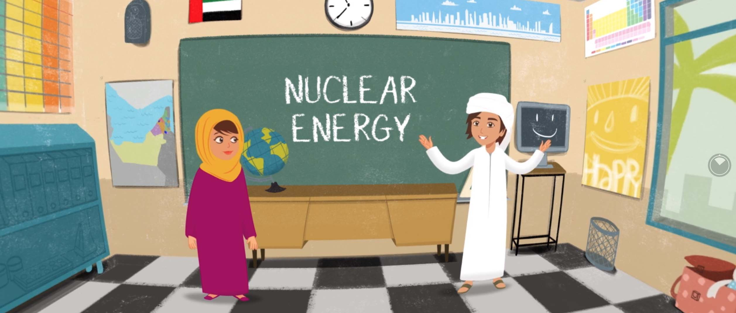 360 animated educational video using illustration for children by We Are Alive, an animation studio in Dubai and the UK