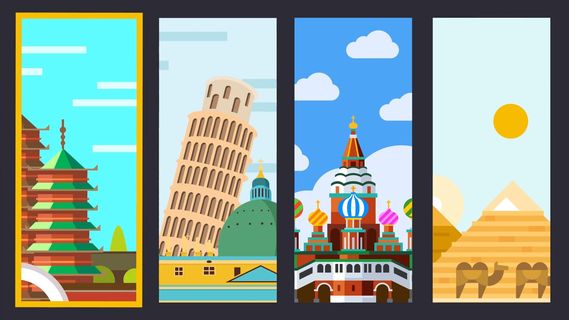 Brand launch explainer video by We Are Alive, an animation studio in Dubai and the UK