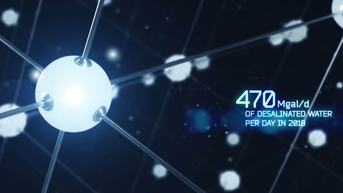 3D animated video for Digital DEWA