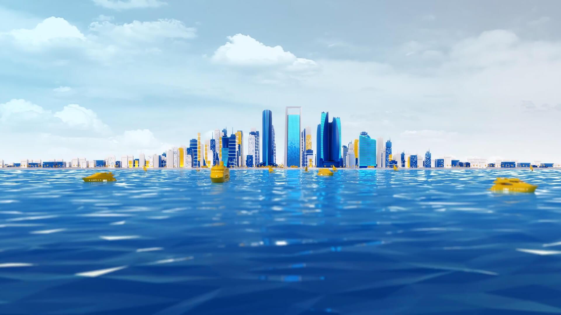 3D animation UAE
